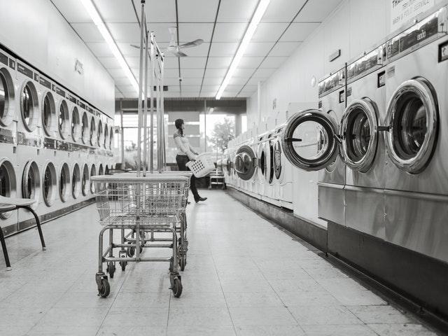Tvättomat i svartvitt